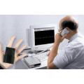 Комплекс для регистрации и передачи ЭКГ по телефону Теле-АЛЬТОН