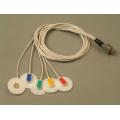 Кабели электродов хлорсеребряные многоразовые