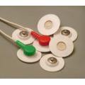 Многоразовые кнопочные электроды